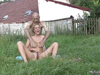 Eats son 039 pussy fields...