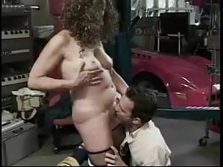 curly mature penetrated by her husband