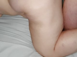 Hardcore Gangbang video: first natural gang bang without condom for her part 1