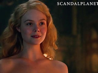Threesome Scenes Babe video: Elle Fanning Nude Scene from 'The Great' On ScandalPlanetCom