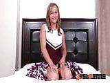 Jessie Coxxx Cheerleader Masturbation