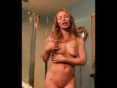 Step Sister Gives Brother A Hand With Fleshlight - She Gets