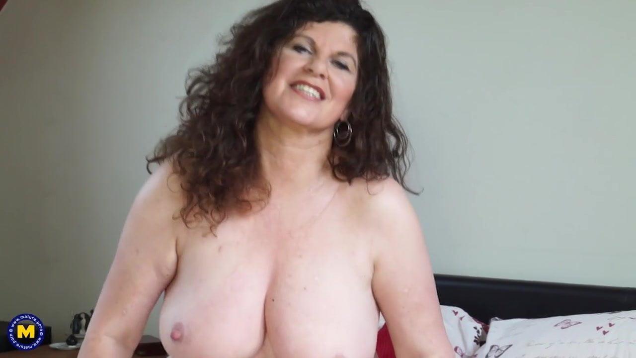 Cowgirl Mature Big Tits
