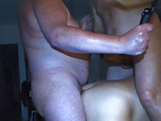 Threesome with Actbcn a friend from Xhamster