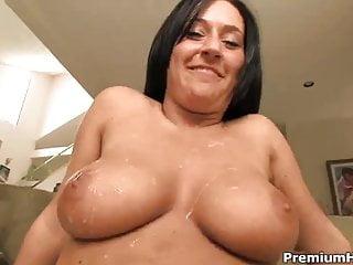 Jordan Star big boobs jizzed