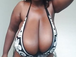 black boobs...