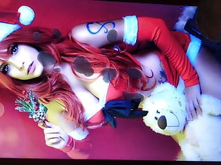 Shermie cosplay cum tribute 3...