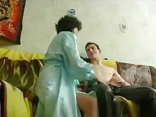Horny Mature gets her way