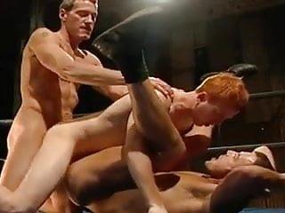 4some wrestling...