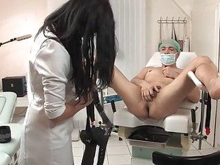 Deep prostate examination II The Full Scene
