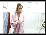 Ashlyn Gere legendary bathroom blowjob