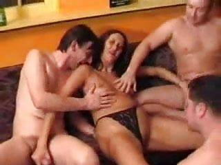 Real british orgy...