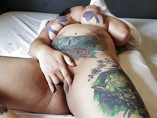 squirting Pornstar May Tattoed Brazilian Manddy