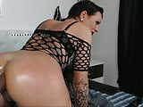 Milf with sex machine