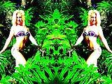 Melissa Hardbody Stripper Bikini Jerk Off Challenge