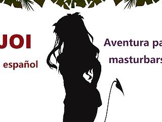 Sucubo rol para Aventura JOI + juego masturbarse VS de