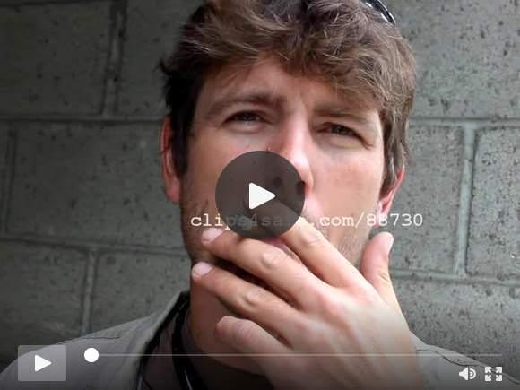 Fetish Fumo – Adam Smoking