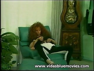 Vida Garman amateur dildo