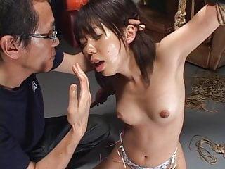 Rope bondage spanking asian non nude...