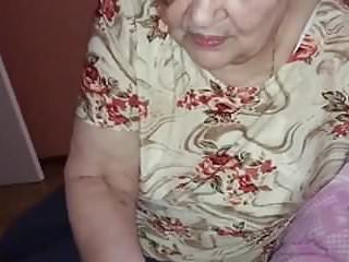 Granny 83 years old handjob iv...