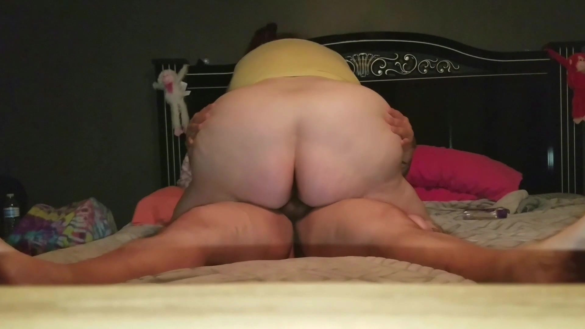 Amateur Wife Face Riding