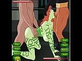 Hentai sex game 3 Gotham girls sex
