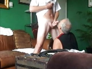 Big dick tall ginger sucked off dirty...