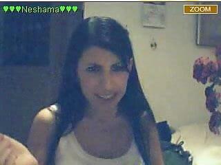 Arabic webcam girl...
