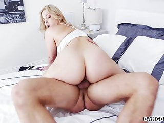 Pussy stretched after workout...
