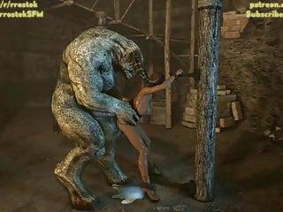 Monsters take turn to fuck lisa hamilton animation...