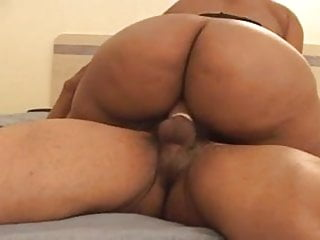 Fine phat ass big black booty...
