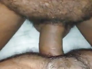 Nice bareback fucking of ass...