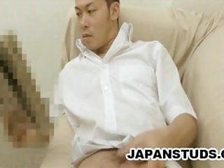 Takehiro Machida - Sex Starved Oriental Guy Alone & Jerking