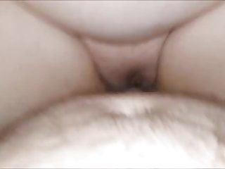 Sperma nach dem Ficken einmassiert