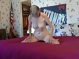 Granny toys webcam
