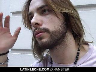 LatinLeche A Cameraman Kurt Lookalike - Latino Fucks Cobain