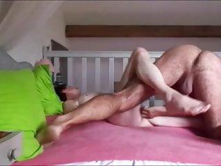 bed masturbation