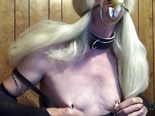 Brainfuck on Submissive and Sage's Webcam4 Humiliation