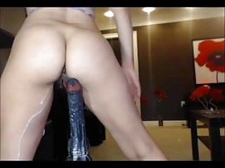 Cock cumming inside pussy...