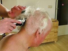 Clip 82o-a Shaving The Aged Private - Sale: $6
