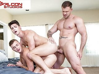 Devin Franco Caught Spying On Couple Fucking – FalconStudios
