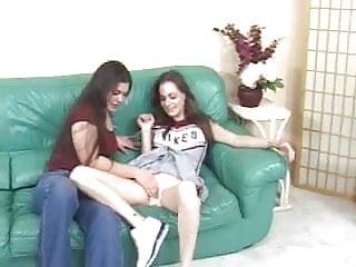 Lesbians licking dirty panties Amateur