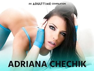 Adult time adriana chechik fist amp lick comp...