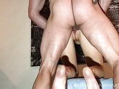 cuckoecuck creampie schoonmaakbeurt