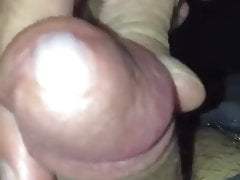 Cum explosion in Slow Motion