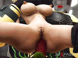 blonde pounded deep via sci-fi anubis within the dominator pyramid