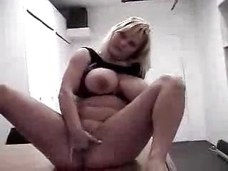 Audition #30  (Curvy Girl with Huge Fucking Melons)