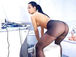 Rayssa69xxx pantyhose ass