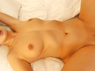 Dateslam Perfect Natural Tits Russian Gets Double Load