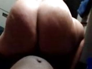 Mother of two massages my Black Cock with her wet pussy